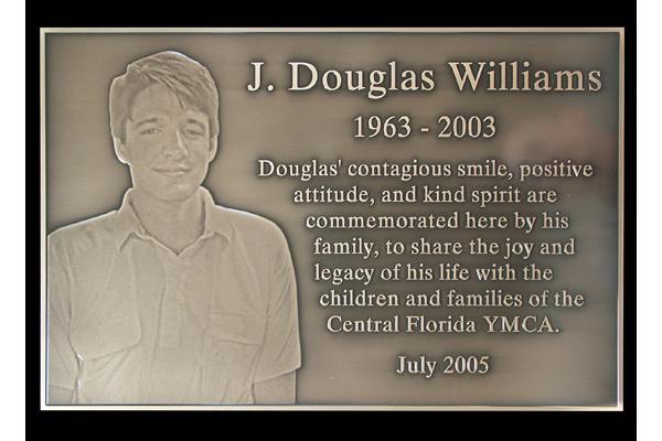 engraved face emblem plaques us bronze