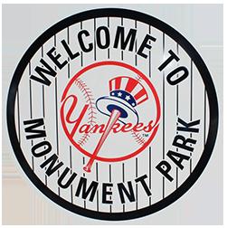 Yankees Monument