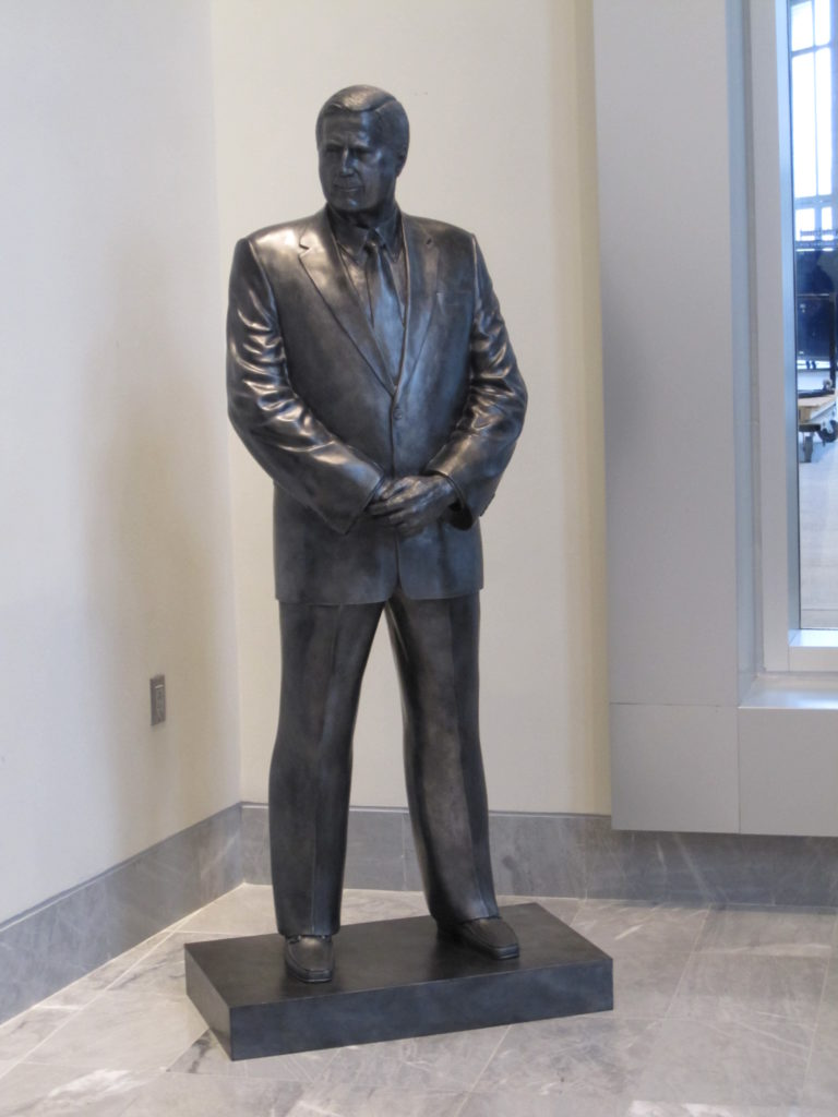 The George Steinbrenner III Statue