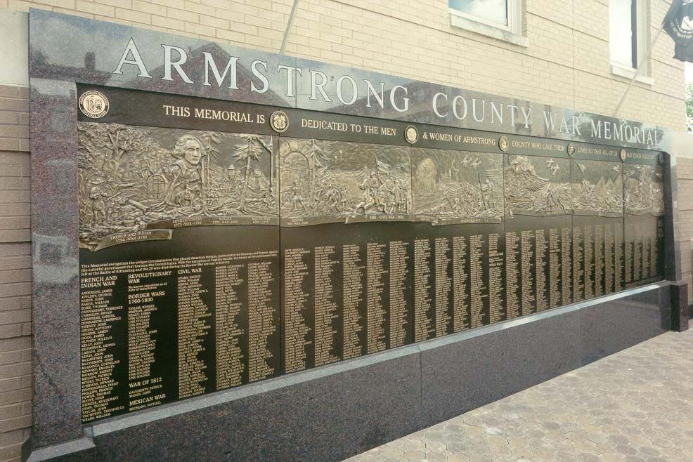 Armstrong Memorial